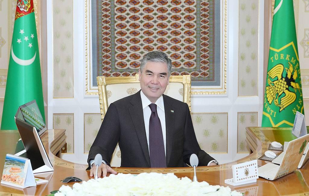 Заседание Кабинета Министров Туркменистана